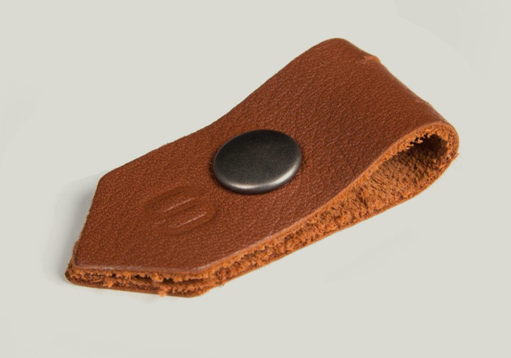 ear holder leather